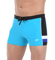 Speedo Fitness 4-Way Stretch Square Leg Swim Trunk 7730020