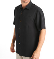 Tommy Bahama Dirty Shark Martini Back Embroidered Shirt T313002